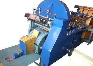 Medium Size Paper Bag Making Machine