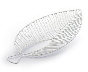 Galvanized Iron Wire Leaf Basket