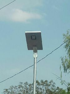Solar Integrated Street Light All In One