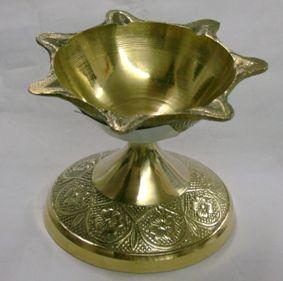 Puja Brass Diya