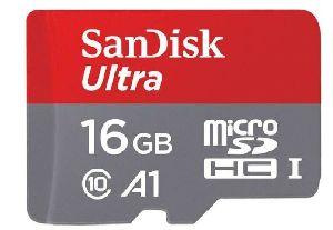16gb Sandisk Ultra Memory Card