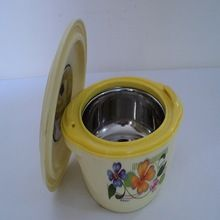 Lovely Mini Hot Casserole Plastic Pot