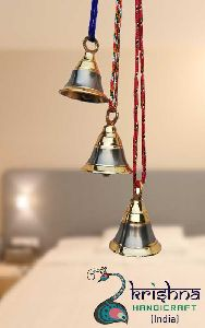 Brass Decorative Hanging Bells