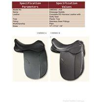 Leather Racing Horse Saddle