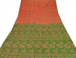 Loral Printed Sari Cotton