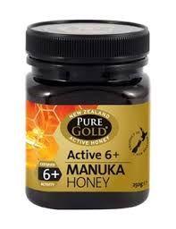 6 Plus NPA Active Manuka Honey