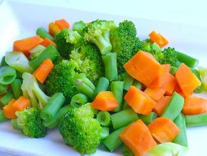 Frozen Cut Mixed Vegetables
