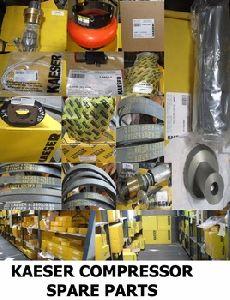 Kaeser Compressor Spare Parts
