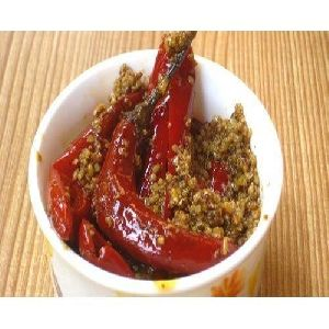 Spicy Red Chilli Pickle