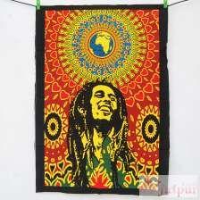 Handmade Small Wall Hanging Bob Marley