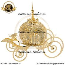 Brass Christmas Ornament