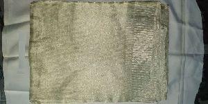Silver Tissue Saree