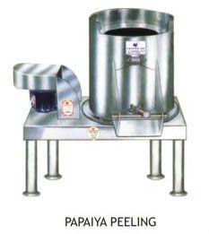Papaya Peeling Machine
