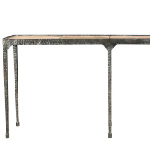 INDUSTRIAL HUMMER CONSOLE TABLE