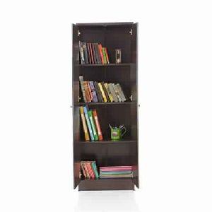 Moden Magico Double-door Bookshelf (chocolate)