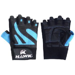 Leather Palm Cycling Gloves