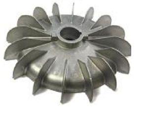 Cooling Fan Aluminium For Motor