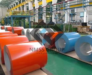 Pvdf Coated Coils