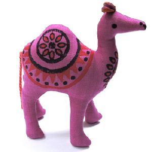 Art Plush Stuffed Toy