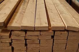 Rectangular Timbers