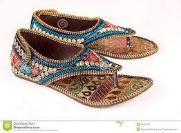 Ethnic Ladies Footwear