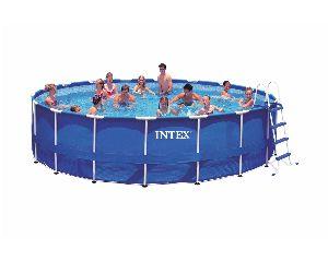 18ft X 48in Intex Metal Frame Pool Set