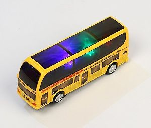 Q-bus Play Bus With 3d Lights & Music