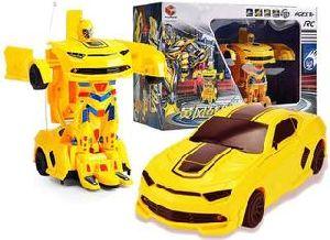 Remote Control Transformer Bumblebee Car