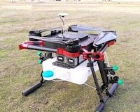 Dji Agras Mg-1 Accurate Spraying Octocopters