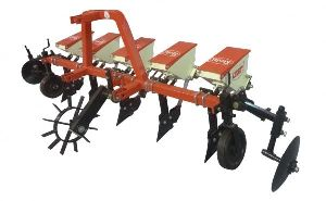 Auto Seed Planter (multi Crop - Inclined Plate)