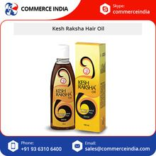 Kesh Raksha Herbal Hair Fall Control And Premature Greying Hair Oil