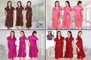Fasense Women's Wrap Gown