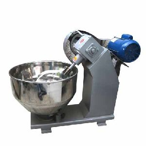Dough And Lotion Mixing Machine
