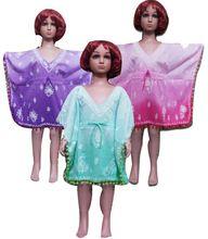 Kids Beachwear Kaftan Dress