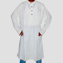Mens Plain Cotton Kurta