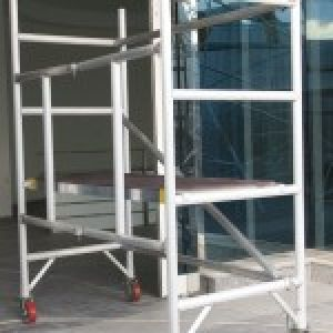 Aluminum Scaffolding Foldable Tower