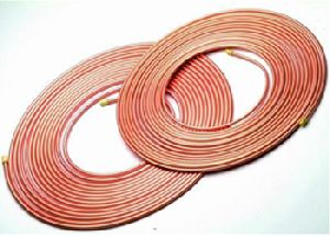 Copper Coils, Pipes And Fittings