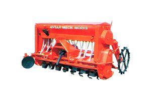 Roto Seed Drill