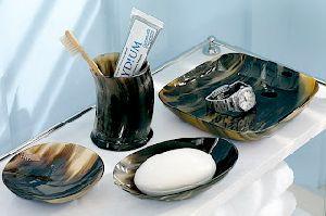 Horn Bone Bathroom Accessories