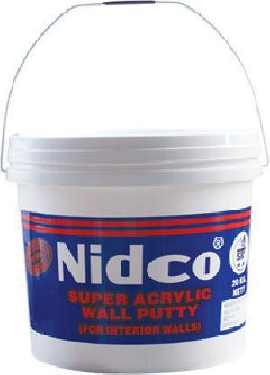 Nidco Super Acrylic Wall Putty
