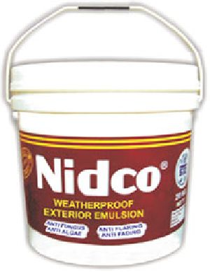 Nidco Weatherproof Exterior Emulsion