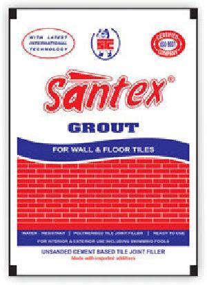 Santex Grout Unsanded Cement Based Tile