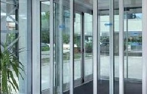 Building And Industrial Automatic Door System
