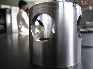 High Precision Machined Components