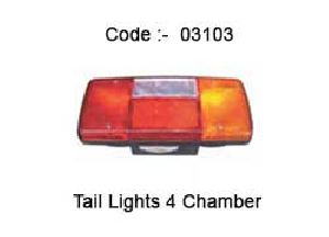Tail Lights And Indicators Lights