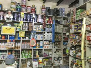 Paints, Hardware Products