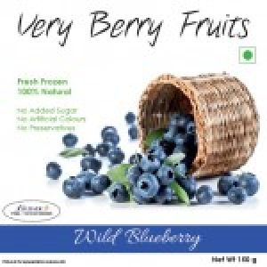Frozen Wild Blueberry