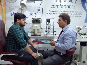 Eye Testing Services