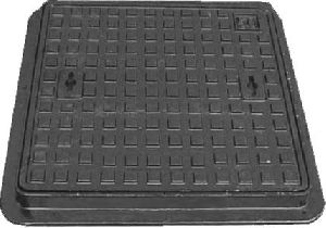 iron manhole cover