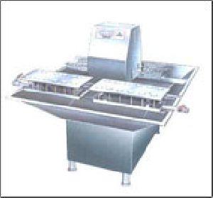 Semi Automatic Bottle Washer Machine